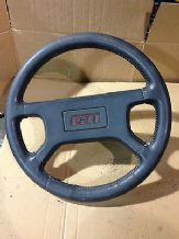 peugeot 205 1.6 / 1.9 309 gti grey gti 4 spoke steering wheel fits all 205